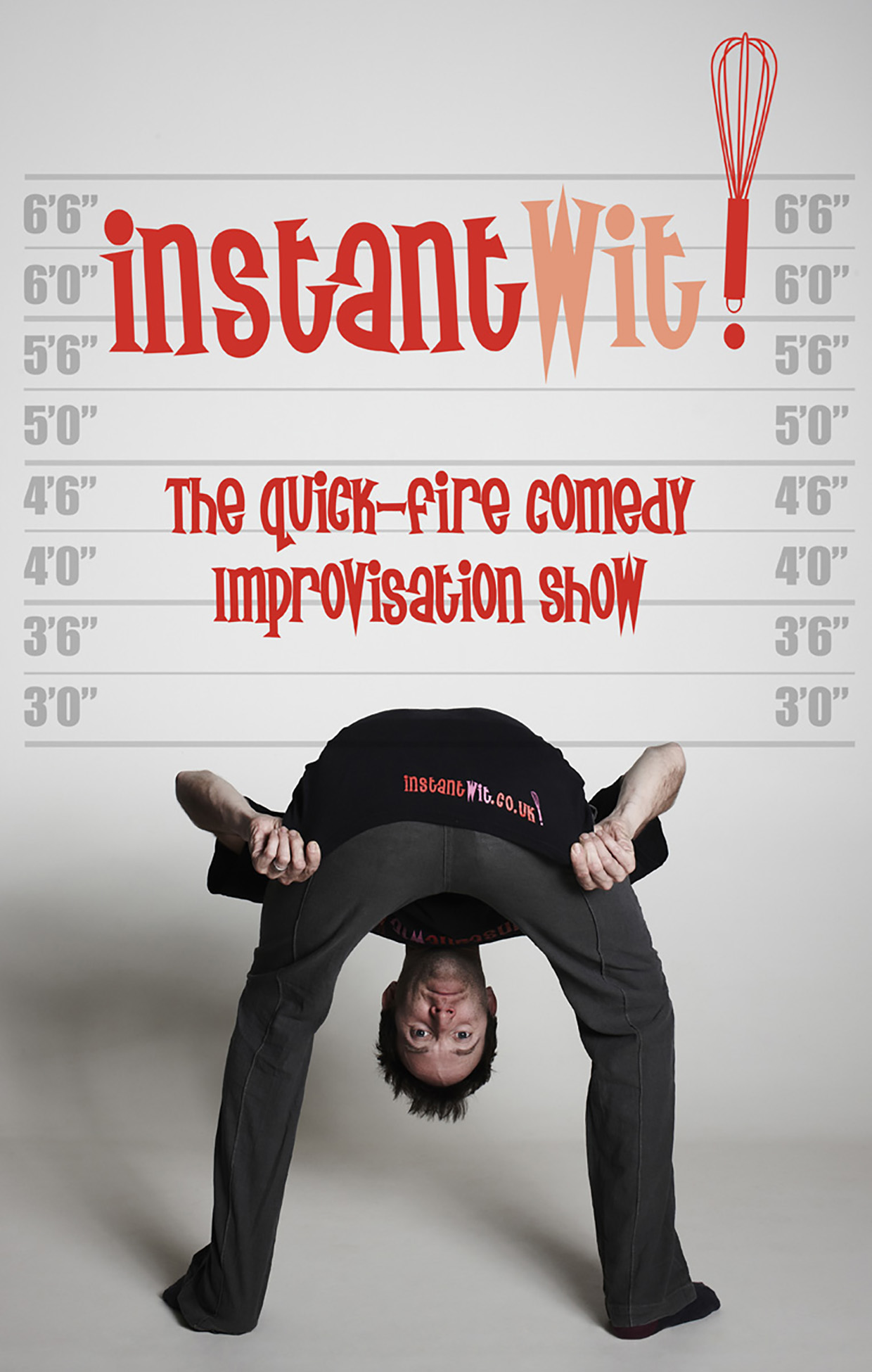 Instant Wit: The quick-fire comedy improvisation show