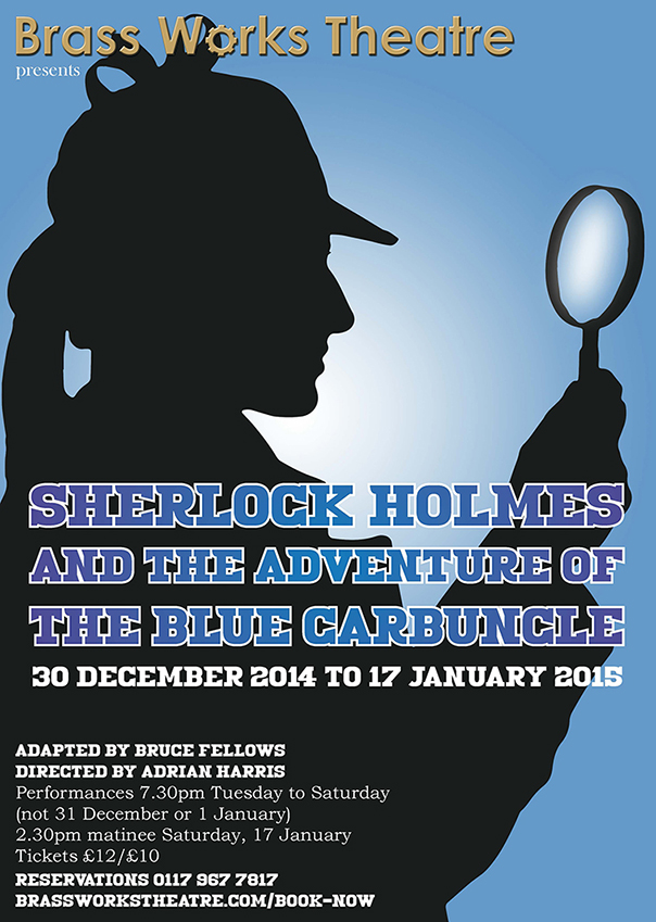 Sherlock Holmes and the Adventure of the Blue Carbuncoe